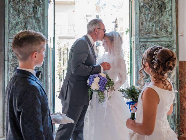 Il matrimonio di Marco e Elenia a Palermo, Palermo 15