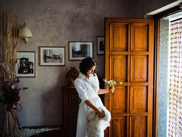 Il matrimonio di Davide e Daniela a Erba, Como 2