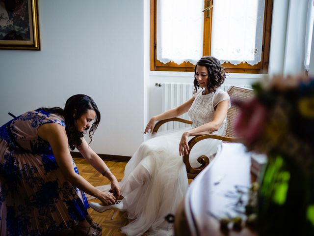 Il matrimonio di Davide e Daniela a Erba, Como 12
