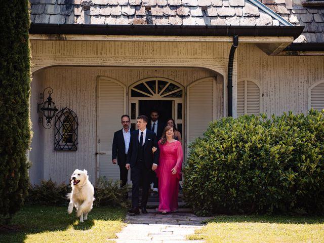 Il matrimonio di Davide e Daniela a Erba, Como 18
