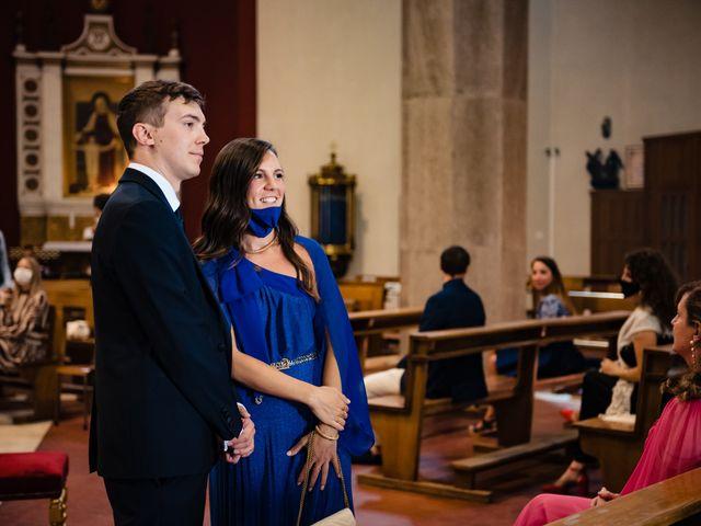 Il matrimonio di Davide e Daniela a Erba, Como 20
