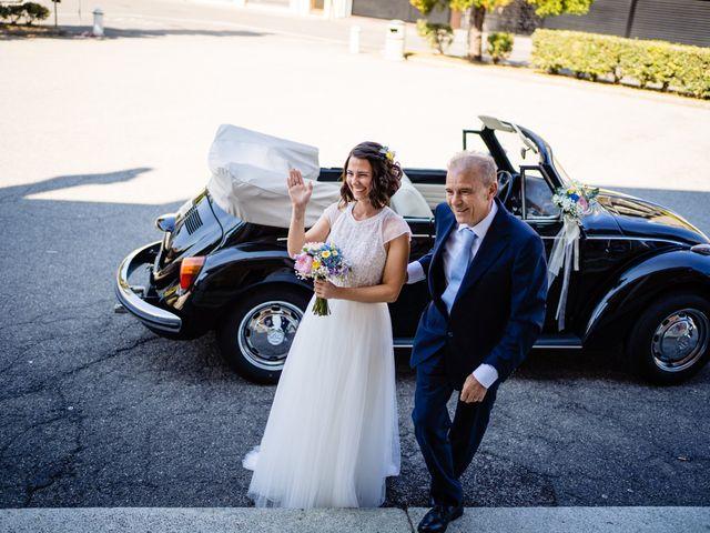 Il matrimonio di Davide e Daniela a Erba, Como 21