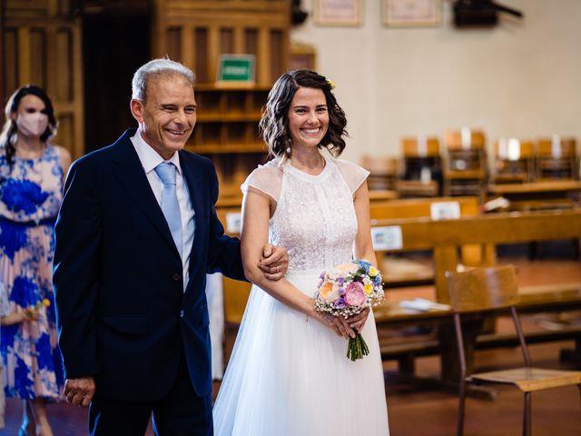 Il matrimonio di Davide e Daniela a Erba, Como 22