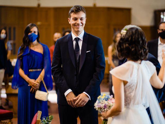 Il matrimonio di Davide e Daniela a Erba, Como 23