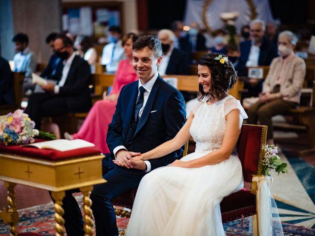 Il matrimonio di Davide e Daniela a Erba, Como 27