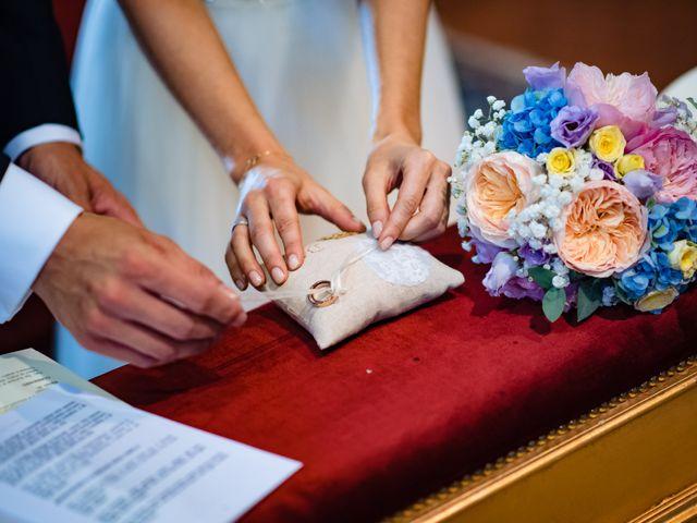Il matrimonio di Davide e Daniela a Erba, Como 28
