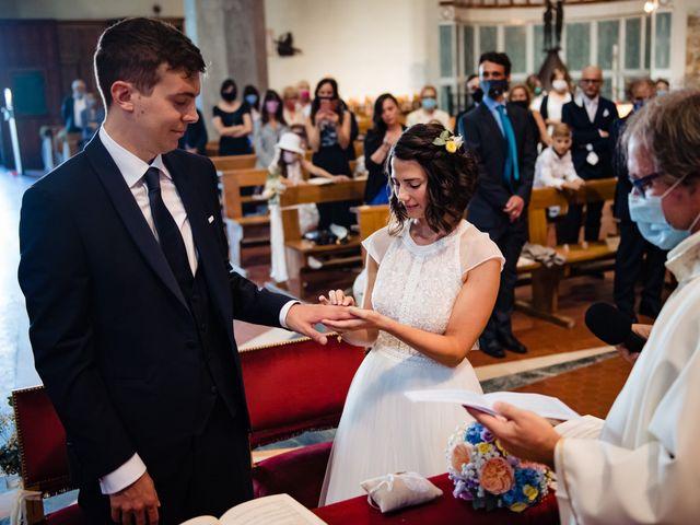 Il matrimonio di Davide e Daniela a Erba, Como 29