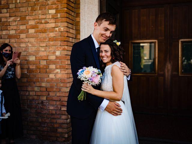 Il matrimonio di Davide e Daniela a Erba, Como 38