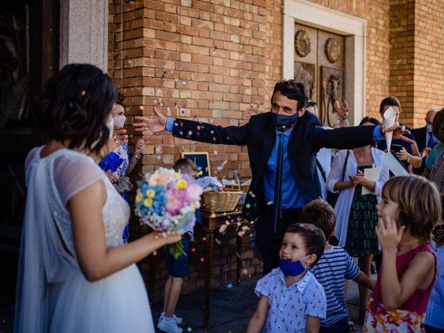 Il matrimonio di Davide e Daniela a Erba, Como 39