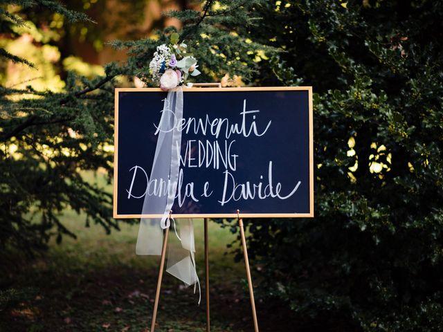 Il matrimonio di Davide e Daniela a Erba, Como 43
