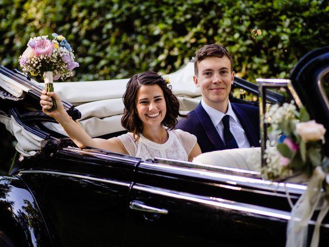 Il matrimonio di Davide e Daniela a Erba, Como 45