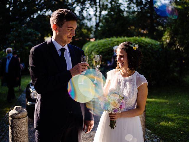 Il matrimonio di Davide e Daniela a Erba, Como 46