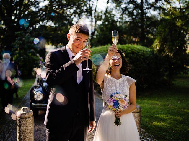Il matrimonio di Davide e Daniela a Erba, Como 49