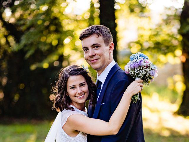 Il matrimonio di Davide e Daniela a Erba, Como 58