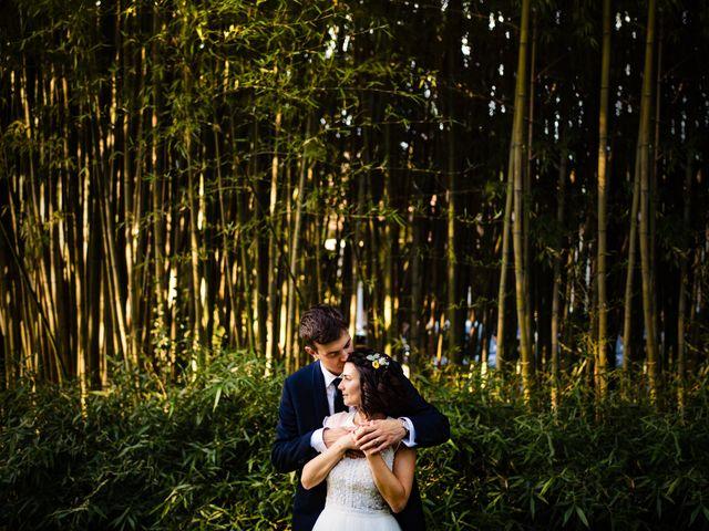 Il matrimonio di Davide e Daniela a Erba, Como 61
