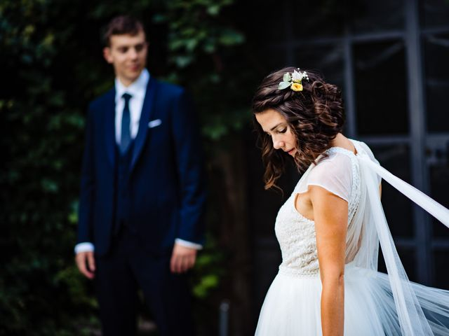 Il matrimonio di Davide e Daniela a Erba, Como 66
