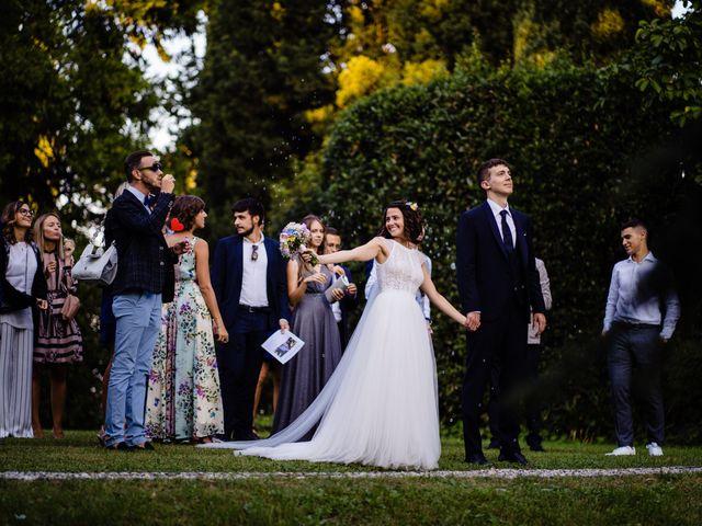 Il matrimonio di Davide e Daniela a Erba, Como 69