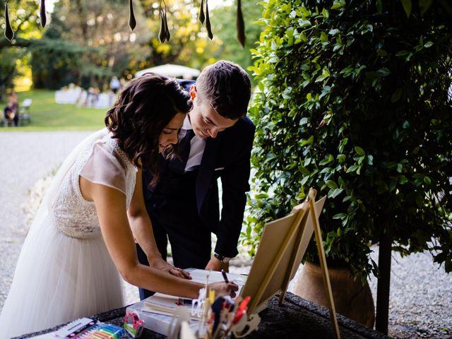 Il matrimonio di Davide e Daniela a Erba, Como 72