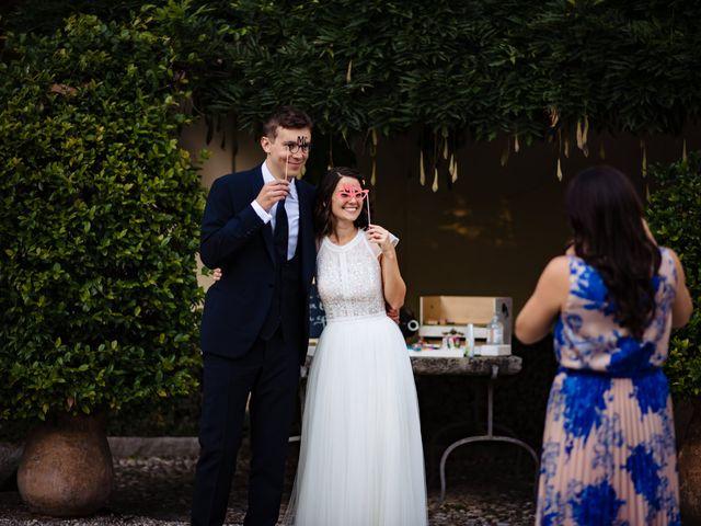 Il matrimonio di Davide e Daniela a Erba, Como 73