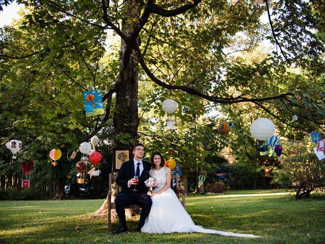 Il matrimonio di Davide e Daniela a Erba, Como 74