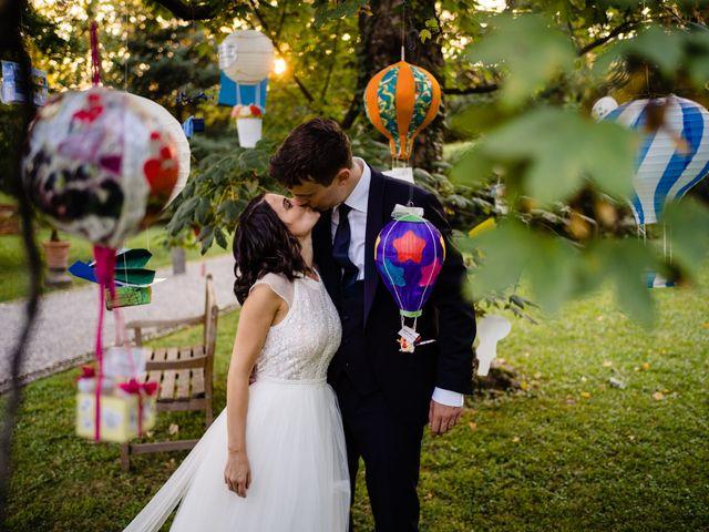 Il matrimonio di Davide e Daniela a Erba, Como 75