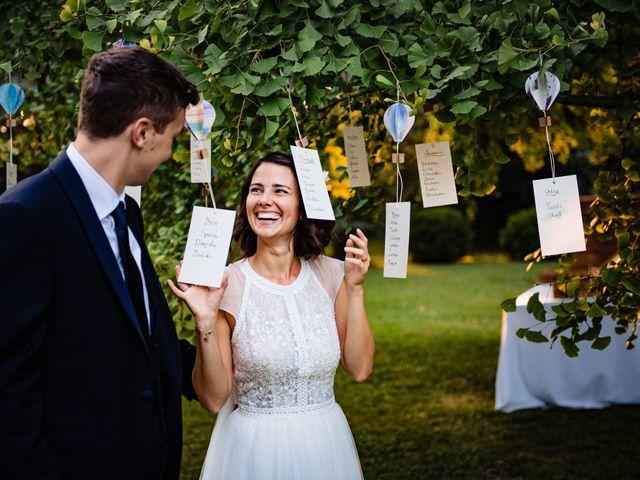 Il matrimonio di Davide e Daniela a Erba, Como 76