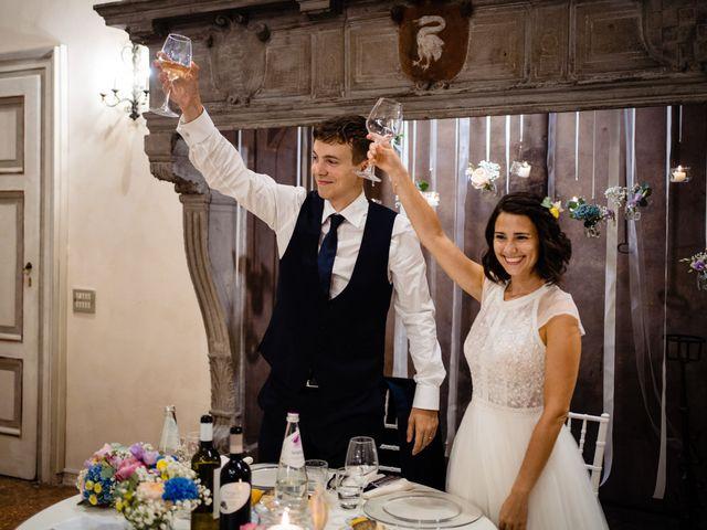 Il matrimonio di Davide e Daniela a Erba, Como 80