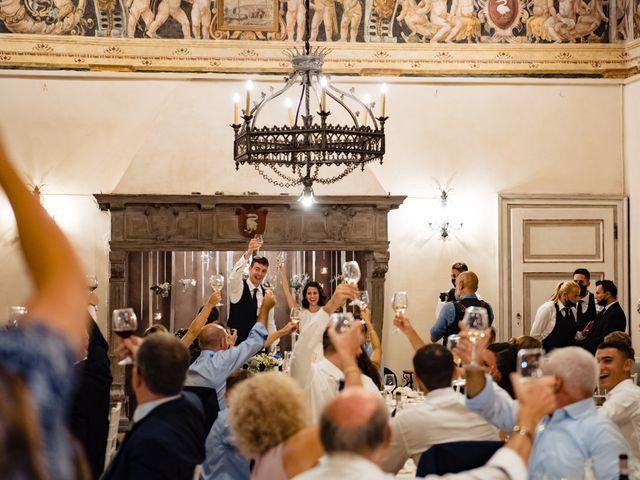 Il matrimonio di Davide e Daniela a Erba, Como 81
