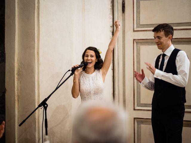 Il matrimonio di Davide e Daniela a Erba, Como 83