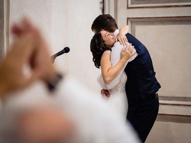 Il matrimonio di Davide e Daniela a Erba, Como 84