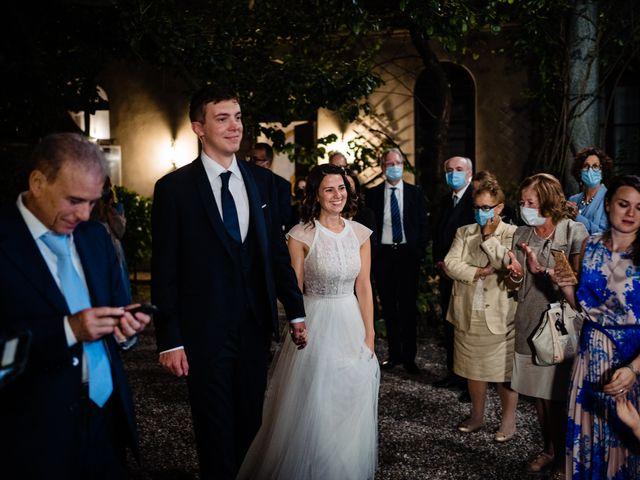 Il matrimonio di Davide e Daniela a Erba, Como 87