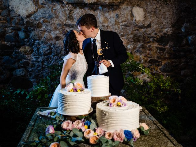 Il matrimonio di Davide e Daniela a Erba, Como 89