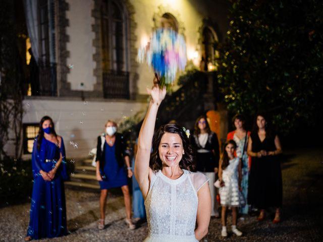 Il matrimonio di Davide e Daniela a Erba, Como 92
