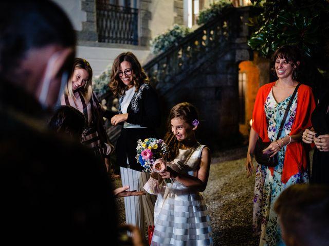 Il matrimonio di Davide e Daniela a Erba, Como 93