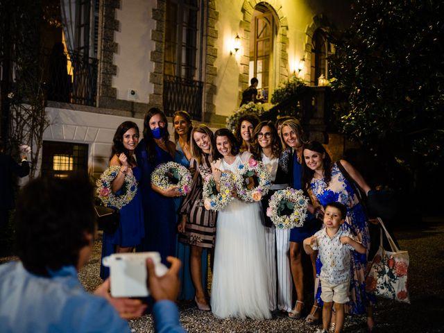 Il matrimonio di Davide e Daniela a Erba, Como 94