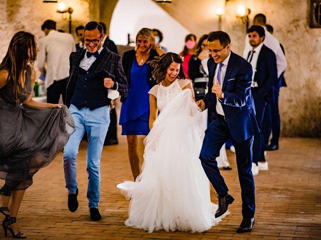 Il matrimonio di Davide e Daniela a Erba, Como 98