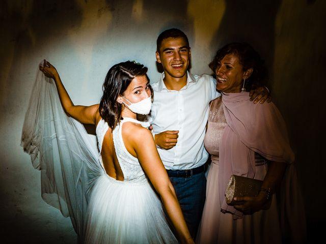 Il matrimonio di Davide e Daniela a Erba, Como 102