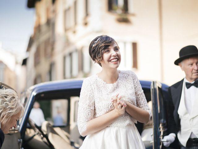 Il matrimonio di Alessandro e Eleonora a Salò, Brescia 6