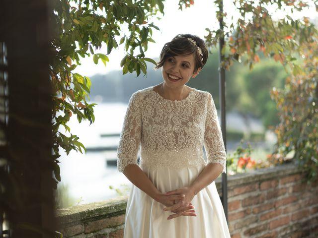 Il matrimonio di Alessandro e Eleonora a Salò, Brescia 12