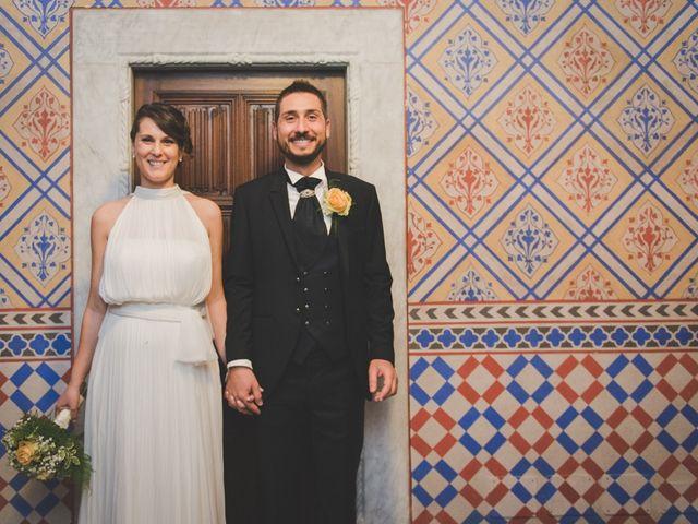 Le nozze di Antonella e Francesco