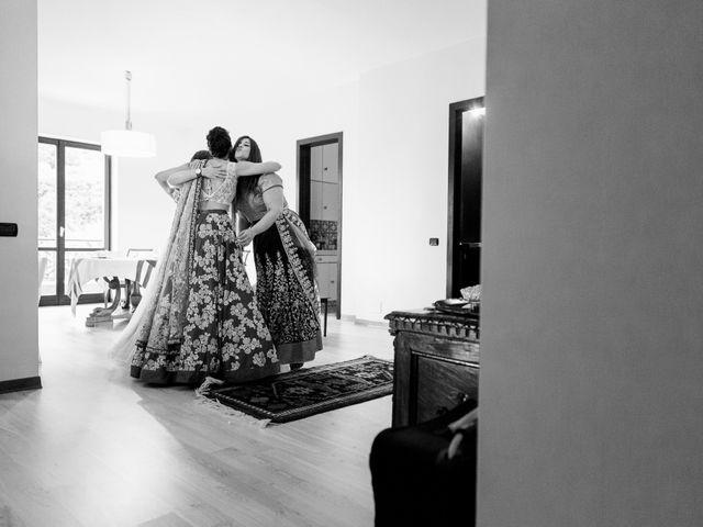 Il matrimonio di Jaspal e Reena a Cernobbio, Como 31