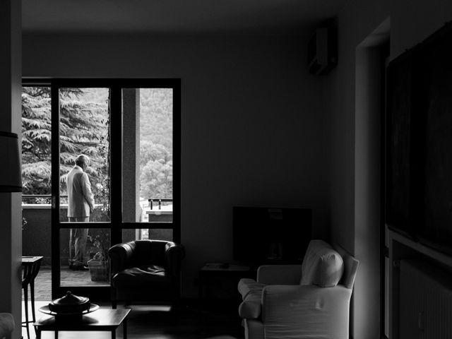 Il matrimonio di Jaspal e Reena a Cernobbio, Como 34