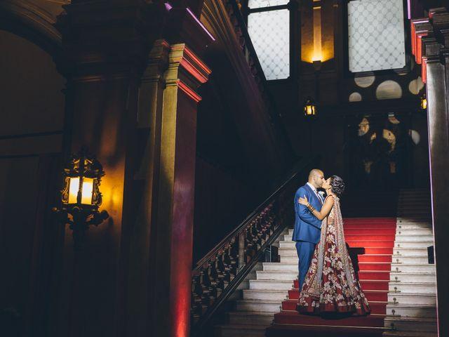 Il matrimonio di Jaspal e Reena a Cernobbio, Como 83