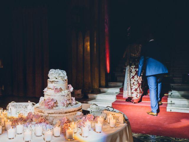 Il matrimonio di Jaspal e Reena a Cernobbio, Como 119