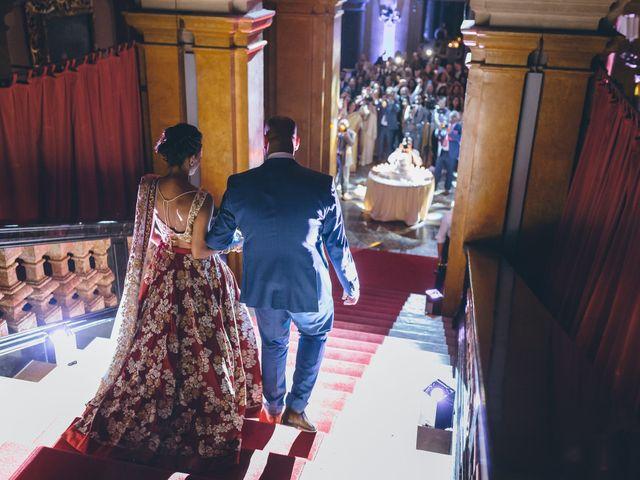 Il matrimonio di Jaspal e Reena a Cernobbio, Como 126