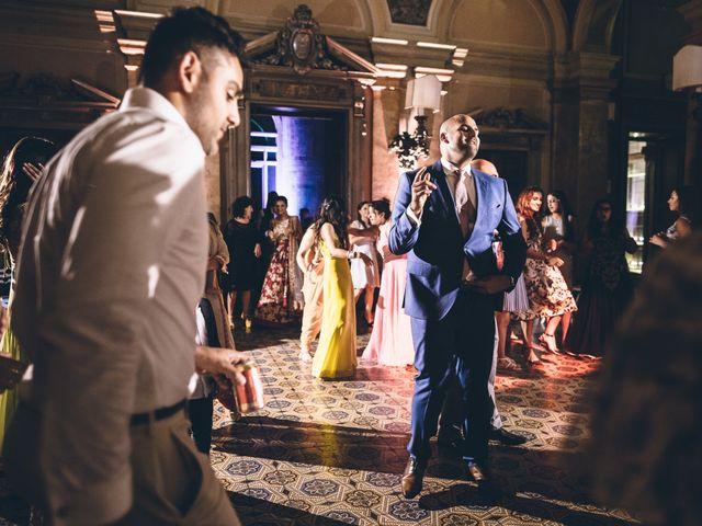 Il matrimonio di Jaspal e Reena a Cernobbio, Como 146