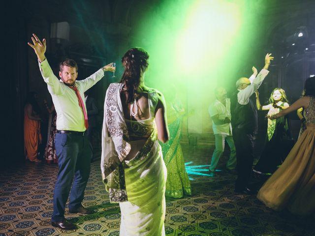 Il matrimonio di Jaspal e Reena a Cernobbio, Como 152