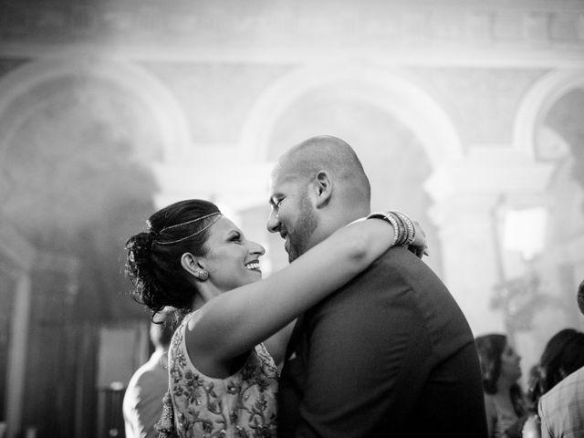 Il matrimonio di Jaspal e Reena a Cernobbio, Como 154