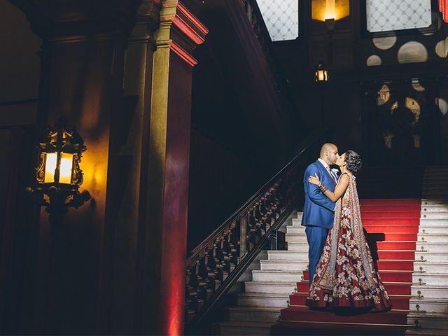 Il matrimonio di Jaspal e Reena a Cernobbio, Como 169