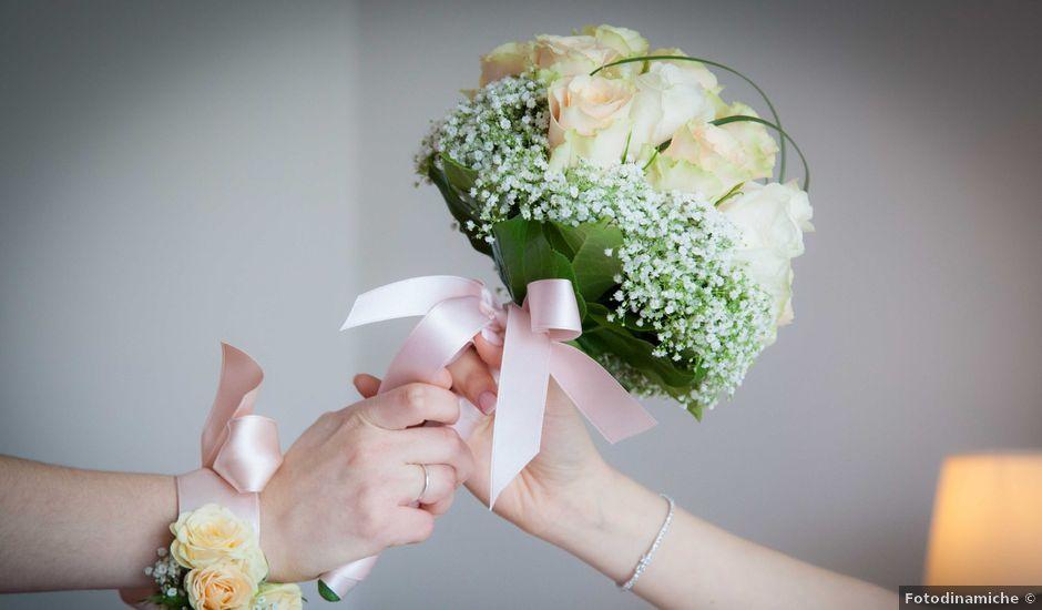 Il matrimonio di Sergio e Biagia a Campoformido, Udine